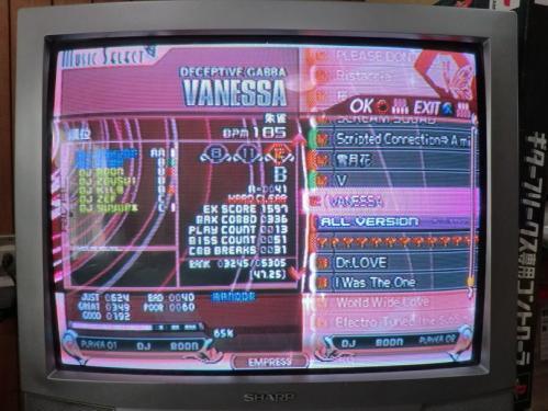 VANESA(A)ハード