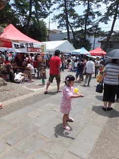 妙法寺お祭り2