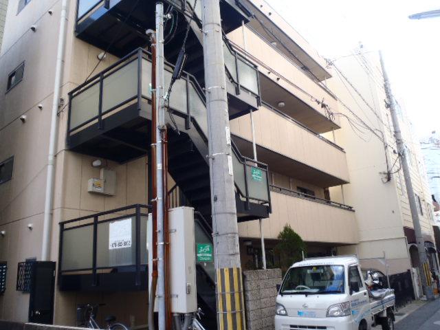 ハイツの全面改修工事  神戸市東灘区