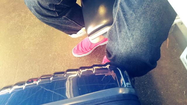 おっさん靴