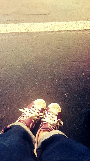 かぁちゃん靴