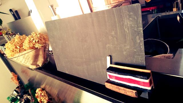 アイアン黒板