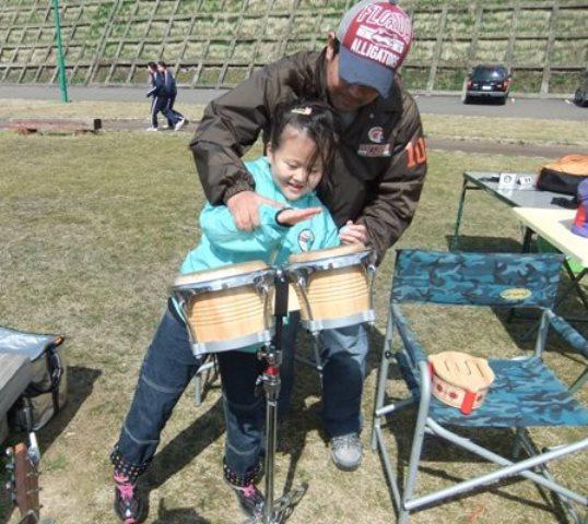 20100501マーシーとひらりちゃん