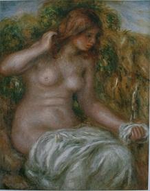 1152013大原美術館ルノワール泉による女S