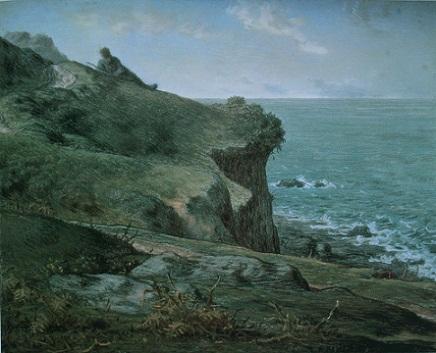 1152013大原美術館ミレークレヴィルの断崖S
