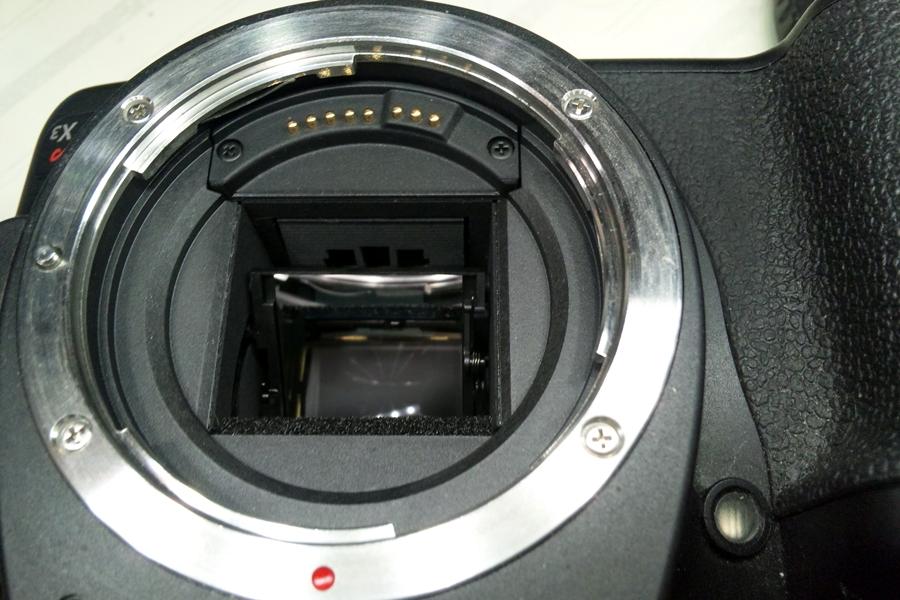 カメラクリーニング