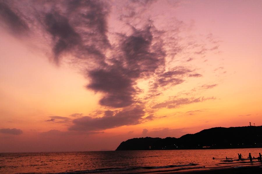 逗子海岸 3
