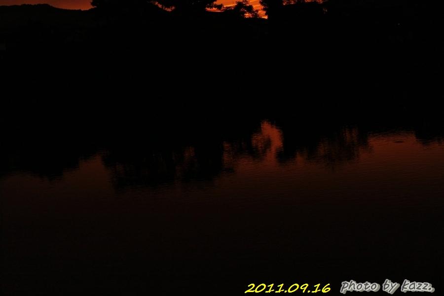2011.09.16 夕陽