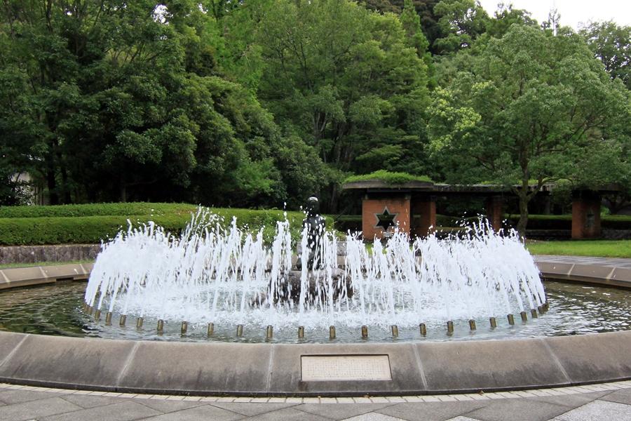 亀山公園噴水