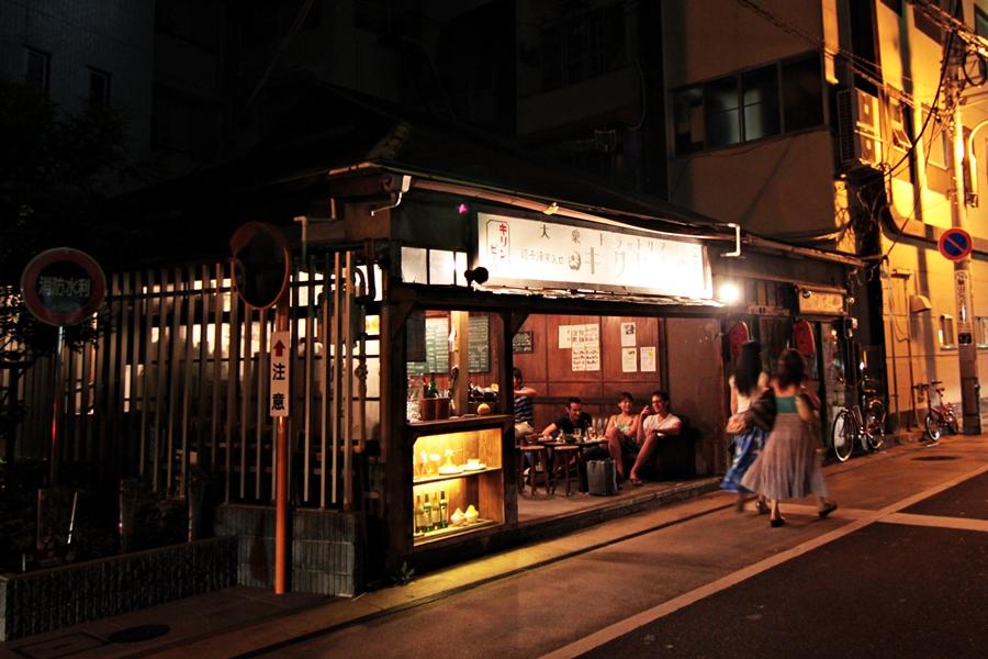 キクヤ食堂 1