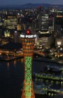 2010.9.1「ポートタワー緑色」03387224