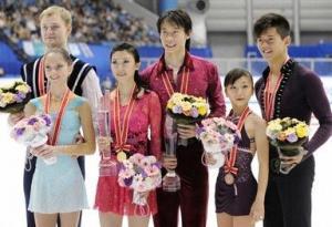 神戸ライフ『NHK杯2010:ペア表彰式』convert_20101026155441