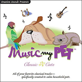 Music my pet