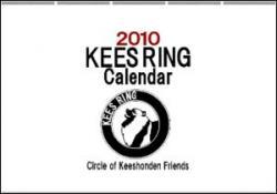 KEESRINGカレンダー