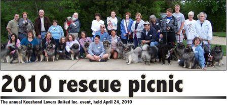 2010 KLU rescue picnic