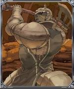 エストリア斧兵