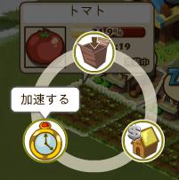 農地を加速する