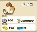 食料_キノコ