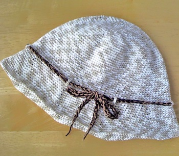 2013080607夏糸帽子