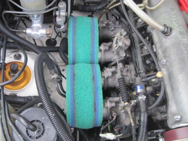 トヨタ AE101 4連スロットル