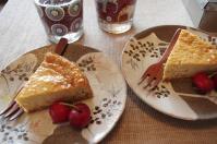 お茶菓子キャラメルバナナチーズ2