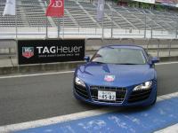 タグホイヤー&Audi R8