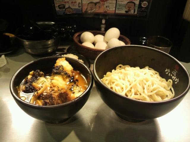 スペシャルつけ麺(並盛)2辛