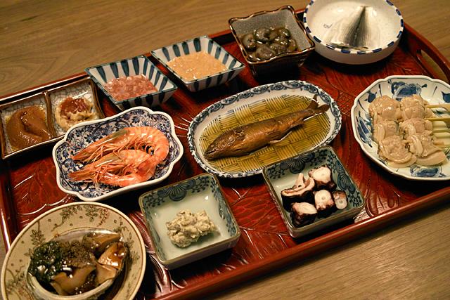 110101_001_寿司いずみの正月料理