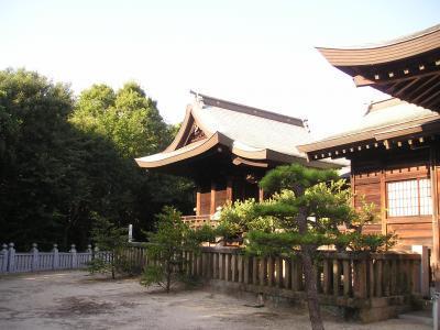 新荘八幡本殿
