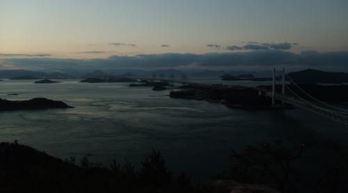夜明の瀬戸大橋