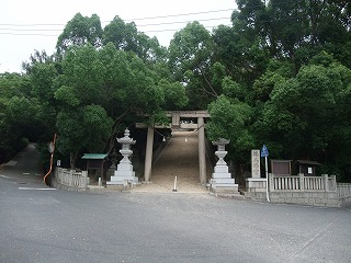 鴻八幡宮1