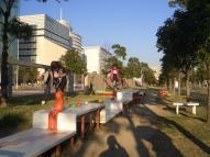 HAT神戸の公園2