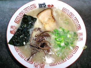 努トン骨ラーメン(600円)