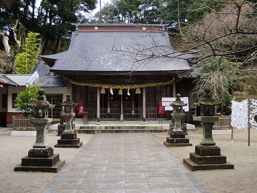 伊万里神社①