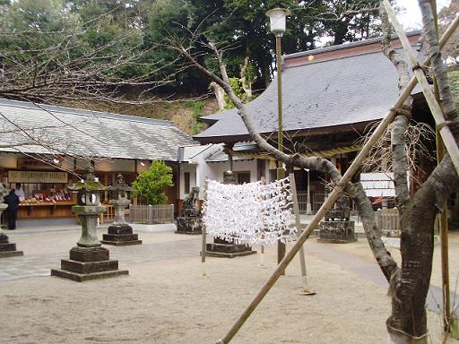 伊万里神社②