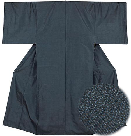 男性着物と襦袢セット