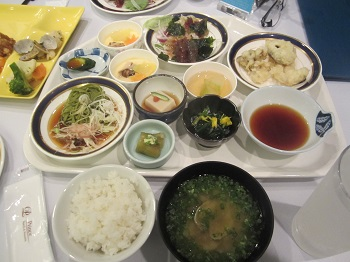 919夕食1 ブログ