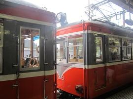 919 登山電車 ブログ