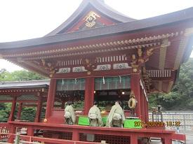 920鶴岡八幡宮2 ブログ