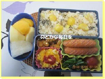 1005お弁当 ブログ