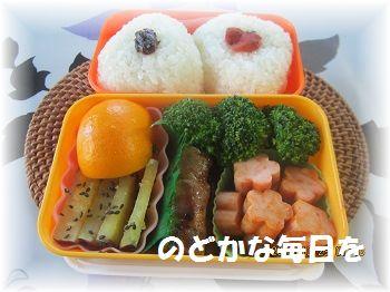 1029お弁当 ブログ