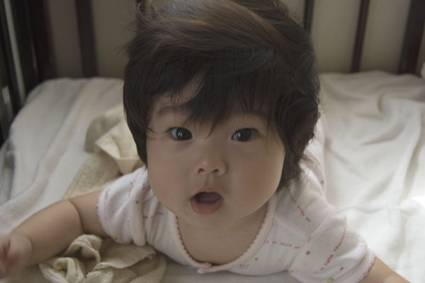 咲赤ちゃん