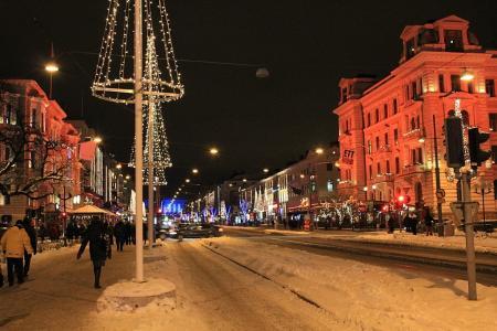 Julstaden 09