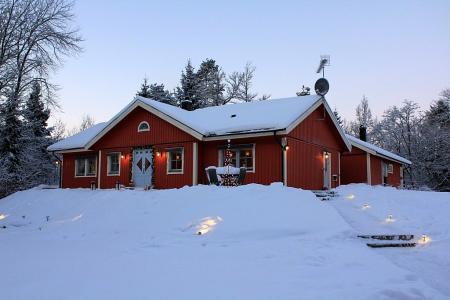 スウェーデン人の家01