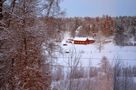 スウェーデン人の家07
