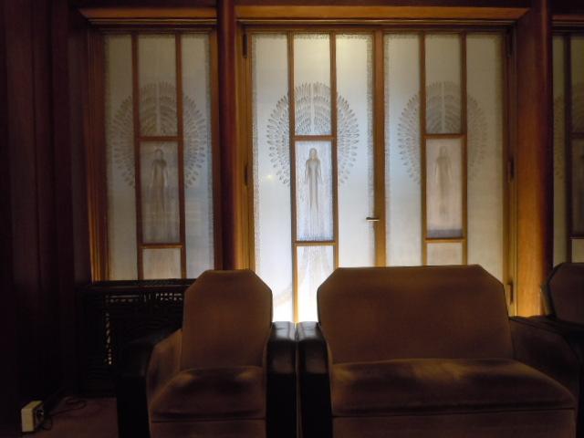 朝香宮邸 レリーフ