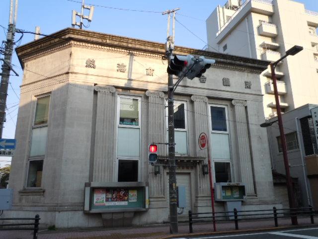 旧横浜銀行熱海支店
