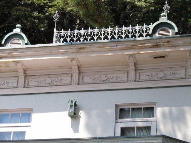 南葵文庫 2階外面