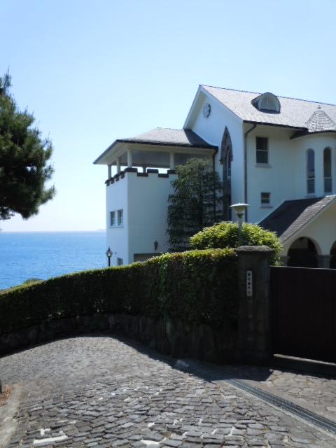 野村證券創始者の旧別荘