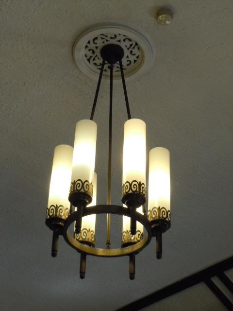 セブンズハウス 照明